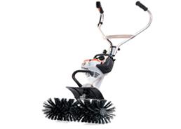 Power-broom